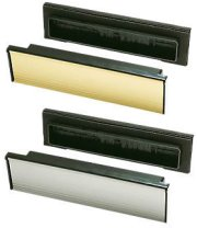 Sleeved uPVC Letter Boxes