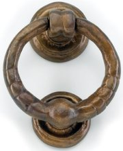 Solid Bronze Door Knocker