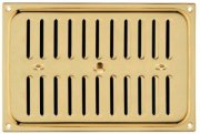Hit & Miss Brass Ventilation Plate 2